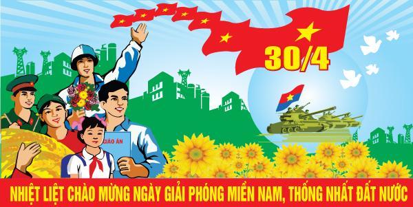Hướng dẫn tuyên truyền kỷ niệm 46 năm Ngày giải phóng miền Nam thống nhất đất nước (30/4/1975 - 30/4/2021)